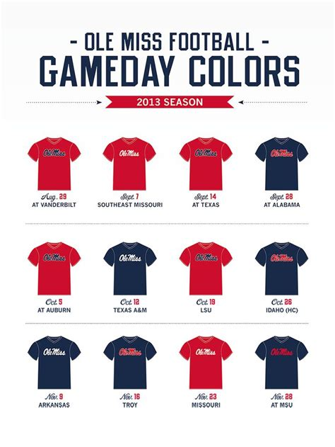 ole miss colors pin by ole miss on gameday at ole miss