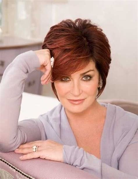 youthful hairstyles for women over 40 15 youthful short hairstyles for women over 40
