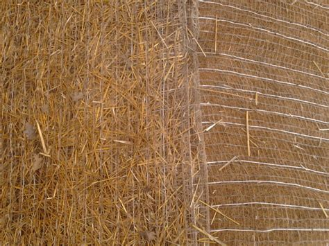 Straw Landscape Matting - retaining walls edible landscaping made easy with avis licht