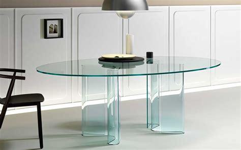 tavoli in cristallo fiam il tavolo in vetro di bartoli design fiam italia