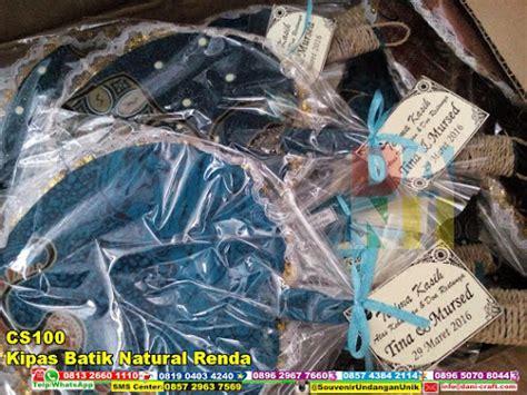 Souvenir Kipas Batik Renda kipas batik renda souvenir pernikahan