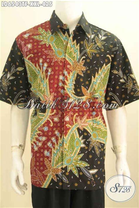 Q2 Kemeja Batik Slimfit Tangan Pendek Untuk Kode E2798 1 pakaian batik istimewa exclusive buat lelaki gemuk baju kemeja lengan pendek mewah proses tulis