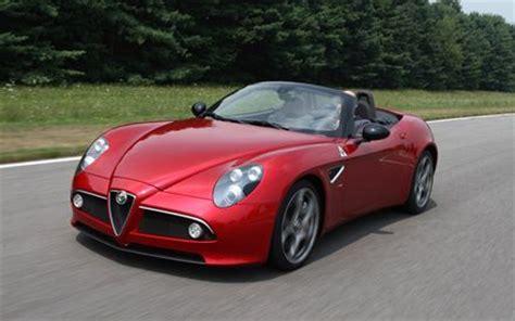 Alfa Romeo C8 by Alfa Romeo Spider C8 Photos And Comments Www Picautos
