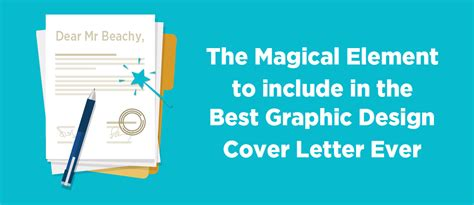 best graphic design cover letters how to write the best graphic design cover letter