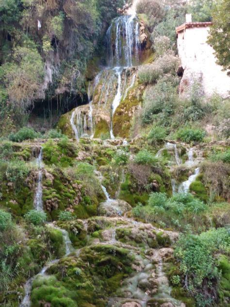 jardineria casi sin agua la cascada casi sin agua orbaneja del castillo burgos