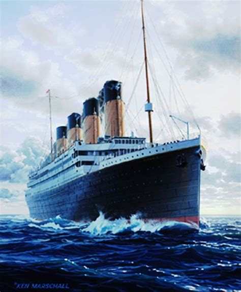 titanic boat history in hindi 10 best the art of ken marschall images on pinterest