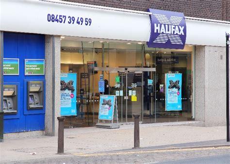 halifax and bank of scotland bank closures 100 lloyds halifax and bank of scotland