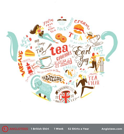 the world s the world of tea a whimsical look at the global reach of the great cuppa