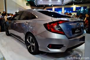 Turbo For Honda Civic 2016 My Auto 2016 Honda Civic Unveiled Lowyat Net