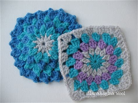 piastrelle all uncinetto tutorial piastrella uncinetto crochet tutorial