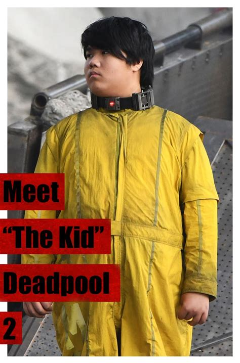 new deadpool trailer meet quot the kid quot from the new deadpool 2 trailer
