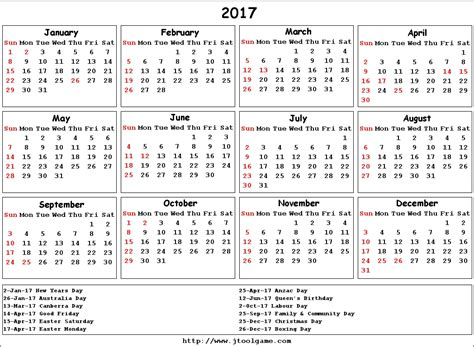 printable monthly calendar 2017 south africa 2017 calendar printable calendar 2017 calendar in