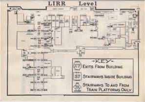newark penn station floor plan pennsylvania station 1910 1963 page 9