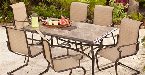 hton bay dining sets patio furniture outdoors at the