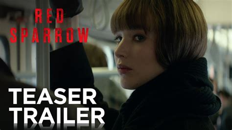 20th century fox movie trailers itunes red sparrow teaser trailer hd 20th century fox youtube