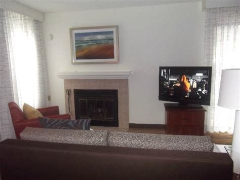 Living Room W Fireplace Picture Of Residence Inn Los Fireplace Inn Reviews