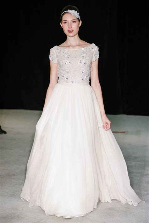 Non Strapless Wedding Gowns We Love From Bridal Market