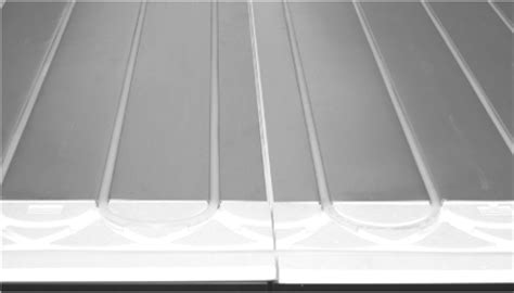 roth heated floor roth panel system for radiant heating
