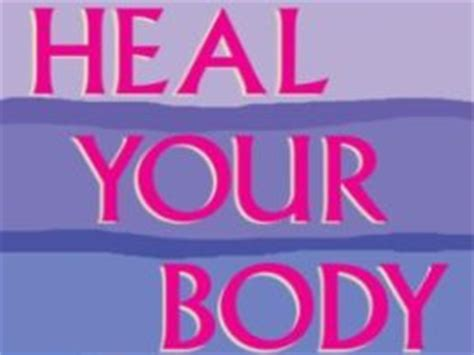 Heal Your Body Louise L Hay Spiritual Coach
