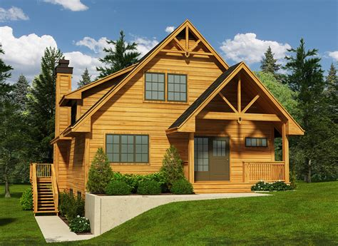 narrow lot cottage house plan 9818sw architectural designs house plans