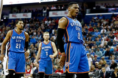 Thunder In The City the oklahoma city thunder news sportspyder