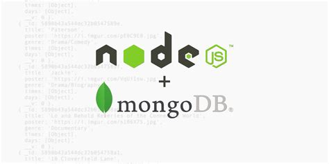 node js backend tutorial api backend with node js express and mongodb for react