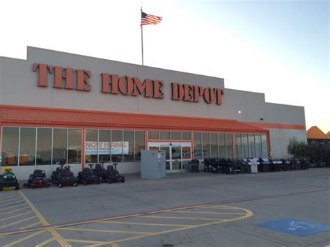 the home depot roanoke tx company profile
