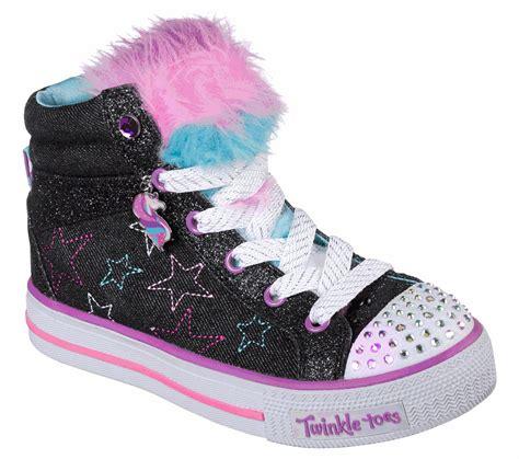 Skechers Unicorn by Buy Skechers Twinkle Toes Shuffles Unicorn S