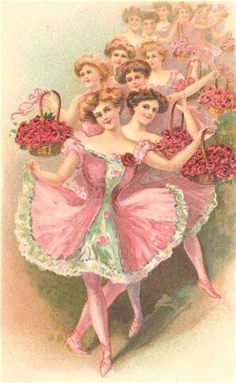 imagenes vintage ballet pink ballerinas dance art pinterest ballerina