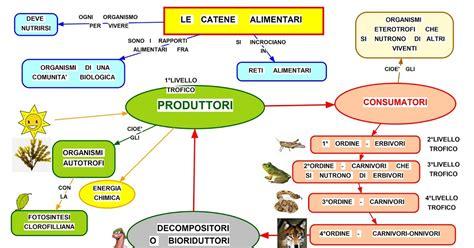 mapper catene alimentari