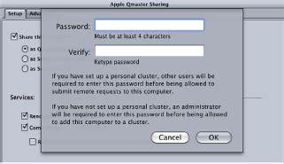apple qmaster allgemeine informationen zu clustern