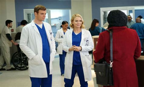 laurie holden has decided to leave nbc s chicago med