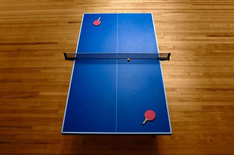 how is a ping pong table plans for building your own table tennis or ping pong table