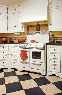 1930s Kitchen Floors the best flooring choices for old house kitchens old