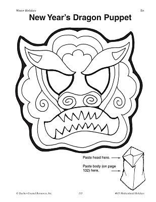 new year mask template new years on mask