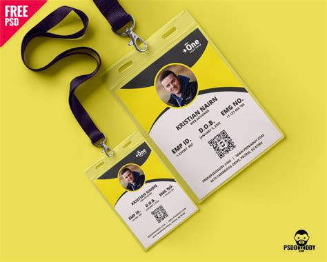 how to make design your own id cards online for free