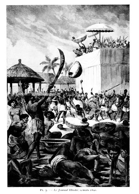 Amazonas de Dahomey: Parte IV y última - LA CASA MUNDO por TM