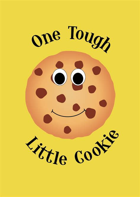 by littlecookiecom one tough little cookie by nicole23 on deviantart