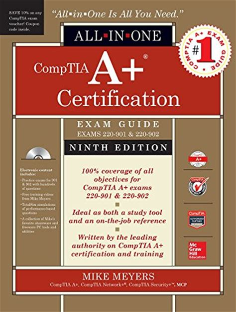 comptia security all in one guide fifth edition sy0 501 books comptia a certification all in one guide ninth