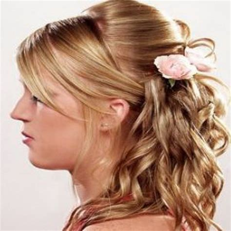 Pin Up Hairstyles For Prom by Prom Pin Up Hairstyles