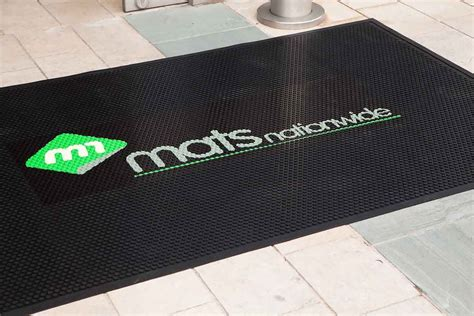 logo rugs mats outdoor rubber logo mats mats nationwide