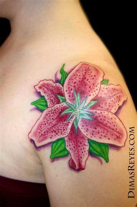 stargazer lily tattoos stargazer tattoos