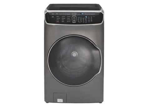 samsung front load washing machine detergent dispenser samsung flexwash wv60m9900av washing machine consumer