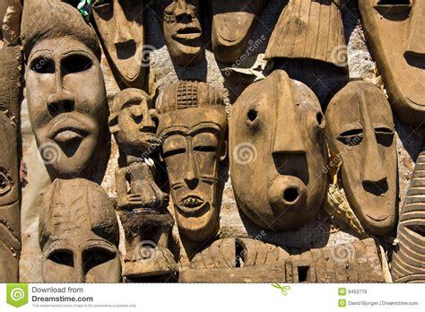 m 225 scaras africanas imagens de stock royalty free imagem
