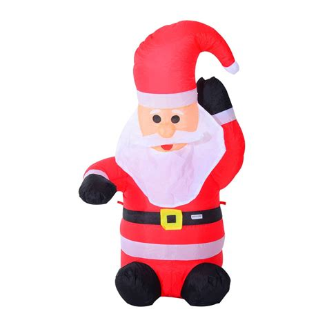 Target Home Decor Coupon by Inflatable Waving Santa Claus Only 29 75 Shipped Reg