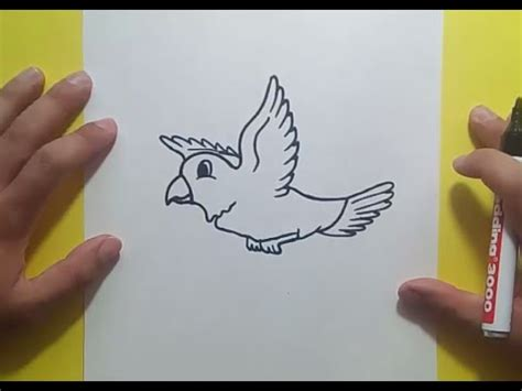como dibujar un pajaro como dibujar un pajaro paso a paso 5 how to draw a bird