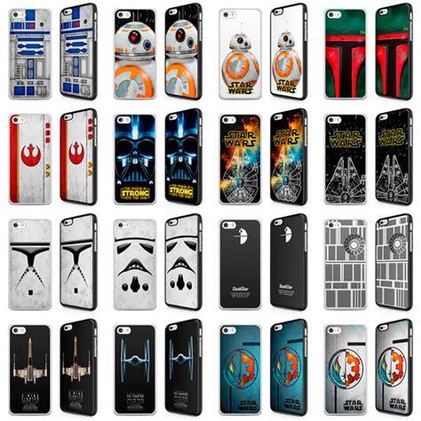 Casing Hp Iphone 5 5s Darth Vader Wars Custom Hardcase wars phone cover skywalker darth vader r2d2 boba