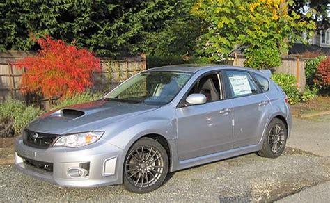 subaru wrx hatch silver 2013 subaru wrx hatchback
