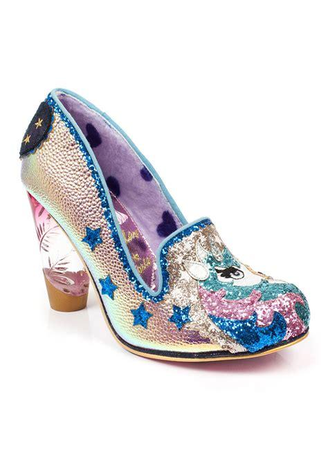 unicorn high heels irregular choice unicorn high heels