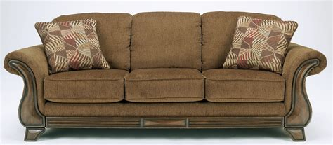 ashley furniture queen sleeper sofa montgomery mocha queen sofa sleeper 3830039 ashley furniture